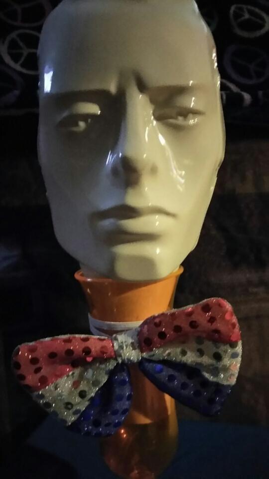Plastic Man Face
