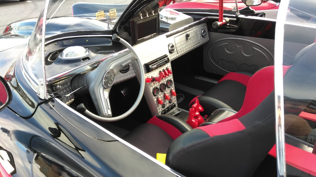 Batmobile/Cockpit