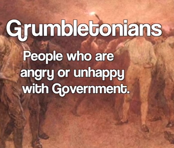 Grumbletonian